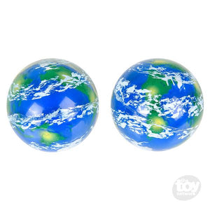 "2"" Earth Toy Hi-Bounce Ball"