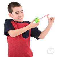 "2.5"" Stretch Frog Slingshot Ball"