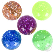 "1.75"" Glitter Toy Hi-Bounce Ball"