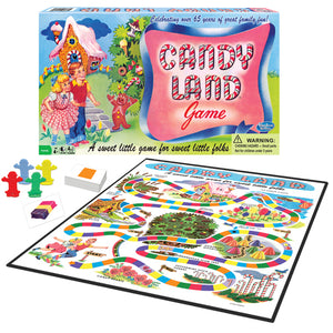 Winning Moves Candy Land 65th Anniversary