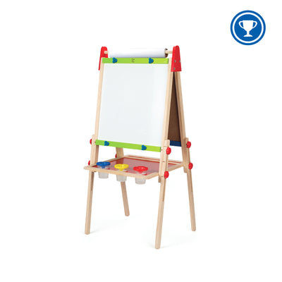 Magnetic All-In-One Easel by Hape