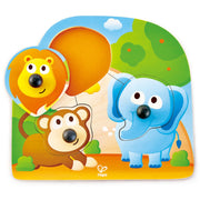 Big Nose Jungle Puzzle by Hape