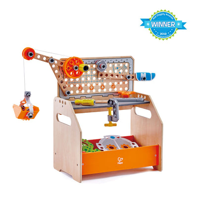 Hape Discover Scientific Workbench