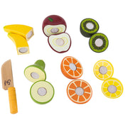 Fresh Fruit Pretend Food by Hape