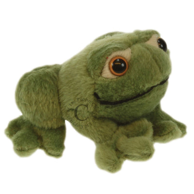 Frog Finger Puppet by The Puppet Company