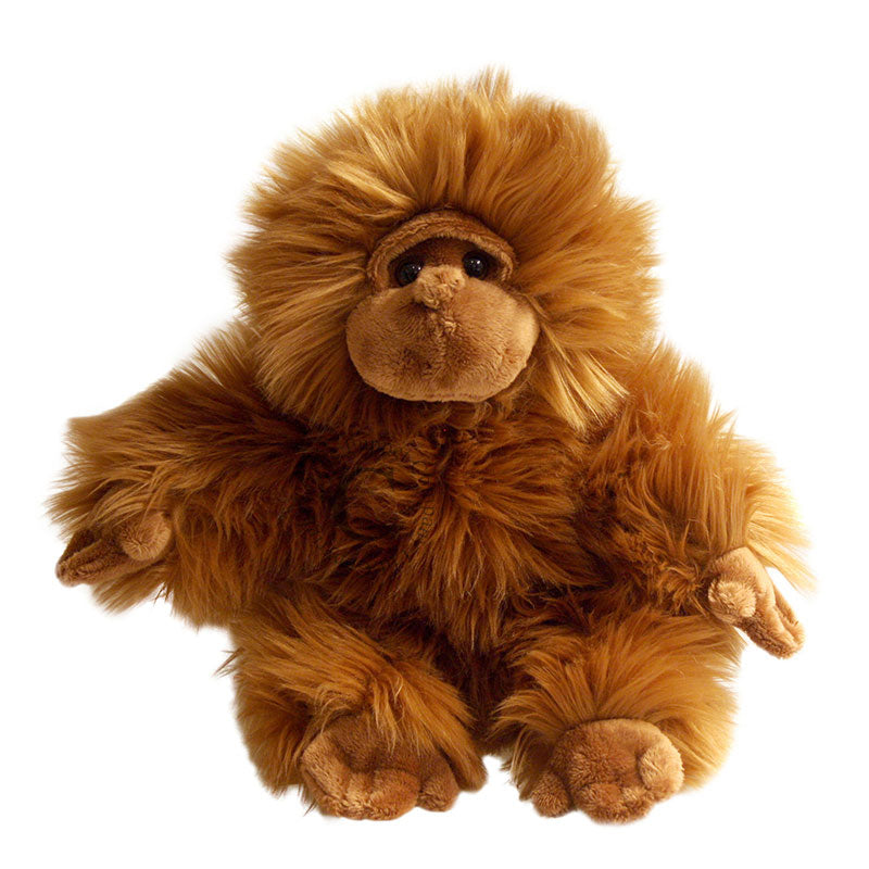 Full bodied Orangutan Puppet by The Puppet Company