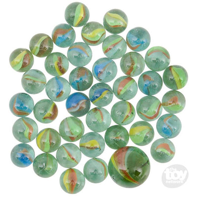 40 Piece Marbles Game Set