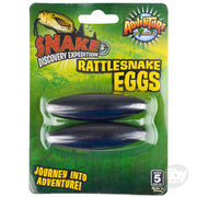"2.5"" Magnetic Rattle Snake Eggs - Joke Toy -  Startling Noise!"