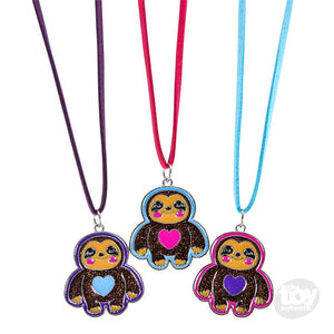 "16"" Sloth Necklace"