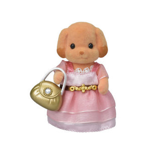 Epoch Calico Critters Town series Laura Toy poodle