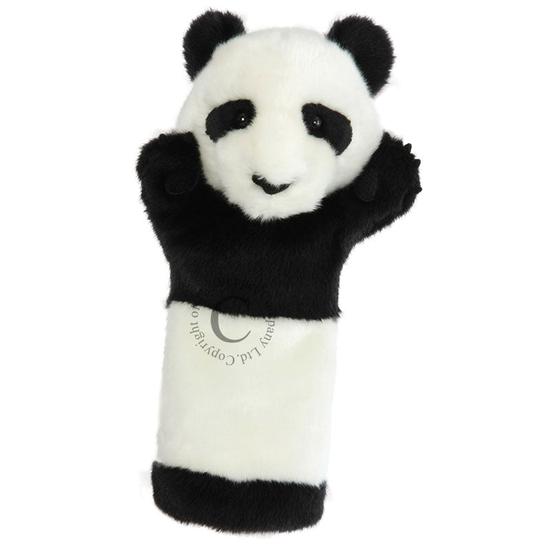 The Puppet Company Panda Hand puppet