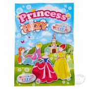 "2.5"" Princess Fizzy Egg with Toy Inside"