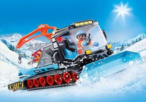 Playmobil Snow plow