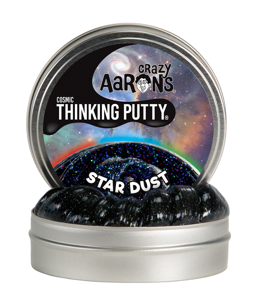 Crazy Aaron Thinking Putty- Star Dust