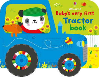 Baby's very first tractor book by Usborne Books