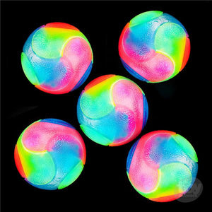 "Toy Network 2"" Flashing Rainbow Ball"