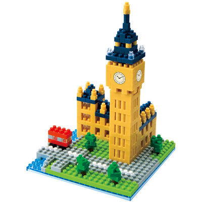 Nanoblocks Big Ben by Schylling