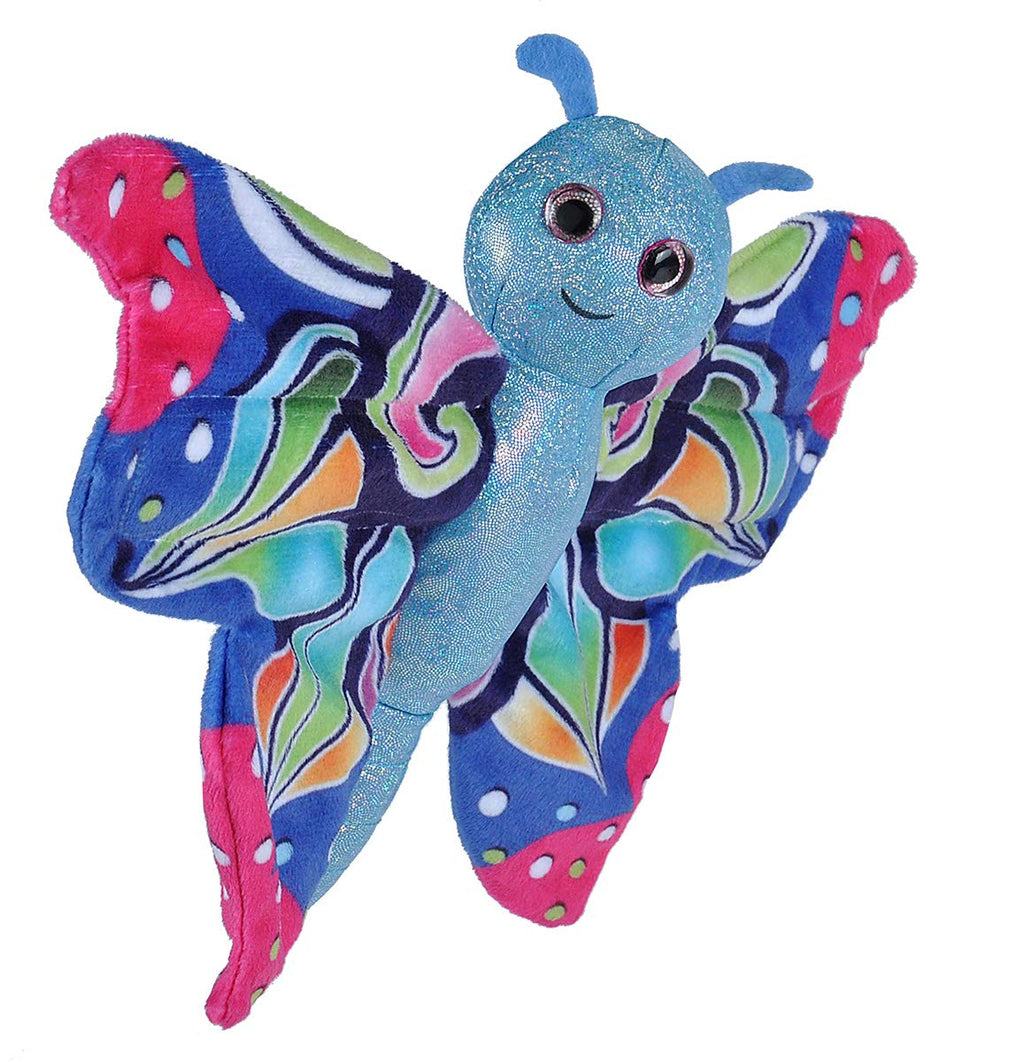 Huggers Blue Butterfly by Wild Republic