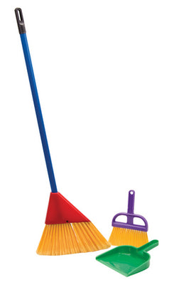 Schylling Broom and dustpan set
