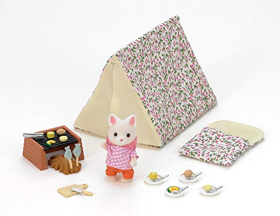 Epoch Calico Critters Camping Trip Set