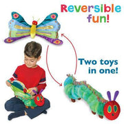 The World of Eric Carle™ Reversible Caterpillar / Butterfly Stuffed Toy