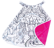 Color-A-Cape Princess Dress Up Set by Great Pretenders