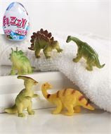 Giftcraft Dino Fizzy Egg Design Plaything