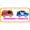 Neon Glow Emergency Add-on Vehicles by Mindscope