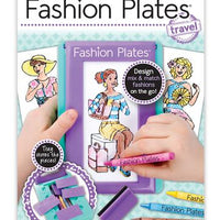 Kahootz Fashion Plates Travel