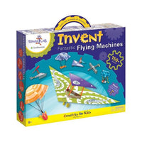 Creativity For Kids Invent Flying Machines
