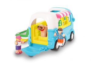 Kitty Camper Van by Wow Toys