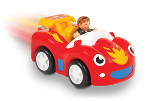 Red Fireball Frankie Car by Wow Toys