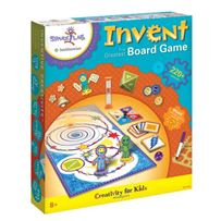 Creativity For Kids Invent a Board Game