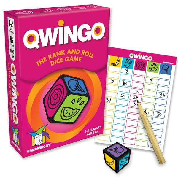 Gamewright Qwingo