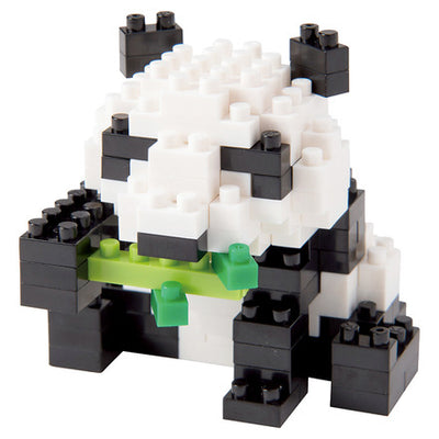 Nanoblocks Giant Panda by Schylling