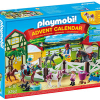 Advent Calendar- Horse Farm by Playmobil