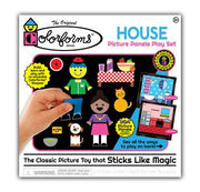 Colorforms® House Picture Panels Play Set by Kahootz Toys