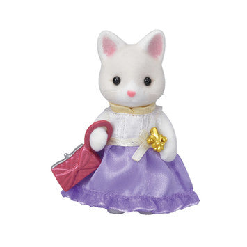 Epoch Calico Critters Town Series - Lulu Silk Cat