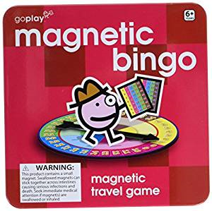 Toysmith Magnetic Travel Games