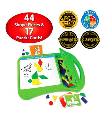 The Learning Journey Magnetic Make a Shape