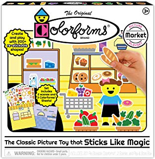Kahootz Colorforms Market