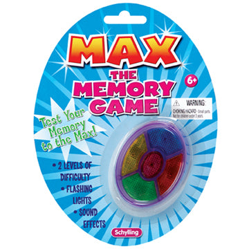 Max Memory Master by Schylling