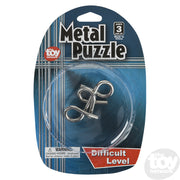Toy Network Metal Wire Puzzle