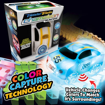 Twister Tracks Chameleon Add-On Car by Mindscope
