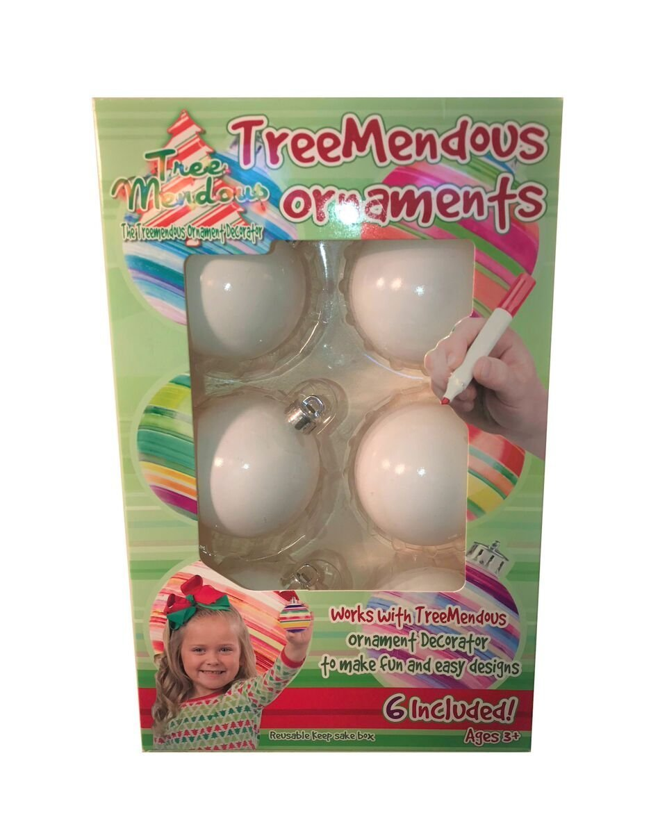 TreeMendous Ornaments Kit
