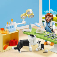 Vet Visit Carry Case by Playmobil