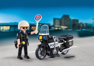 Police Carry Case by Playmobil