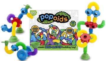 Popoids 30-Pc. Building Set by Kahootz Toys