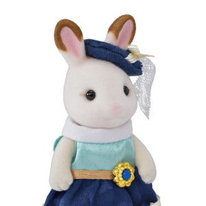 Epoch Calico Critters Town Girl Series - Stella Hopscotch Rabbit