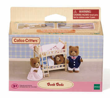 Epoch Calico Critters Bunk beds